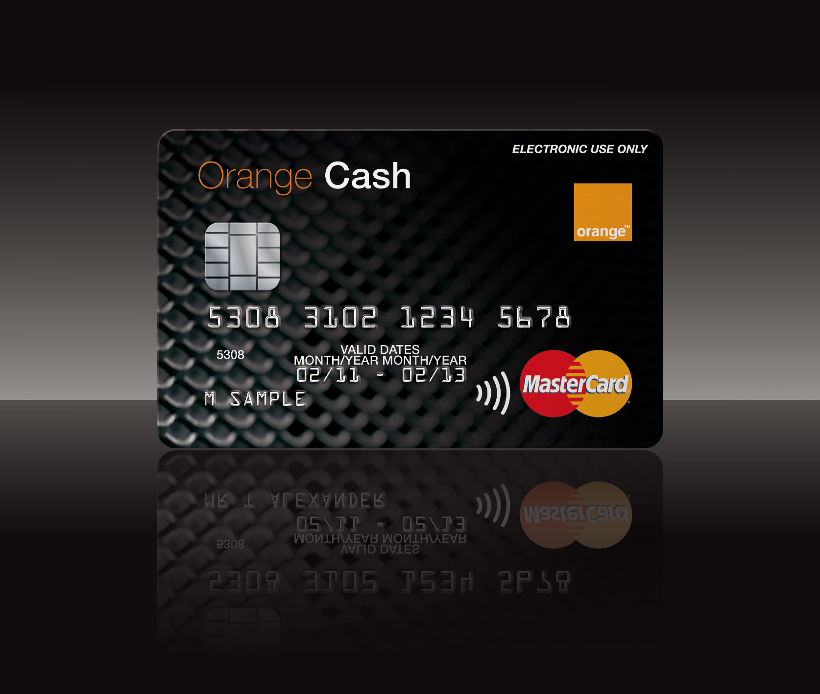 last week orange announced the launch of orange cash the uks first major contactless prepaid mastercard card the announcement follows the launch of the - Prepaid Cash Card